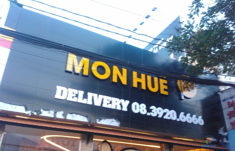Chuyên thi công/thiết kế/ làm bảng hiệu tại Đường Hai Bà Trưng – TP HCM ( Sài Gòn )