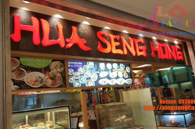 Làm bảng hiệu tại Đường Phan Đăng Lưu