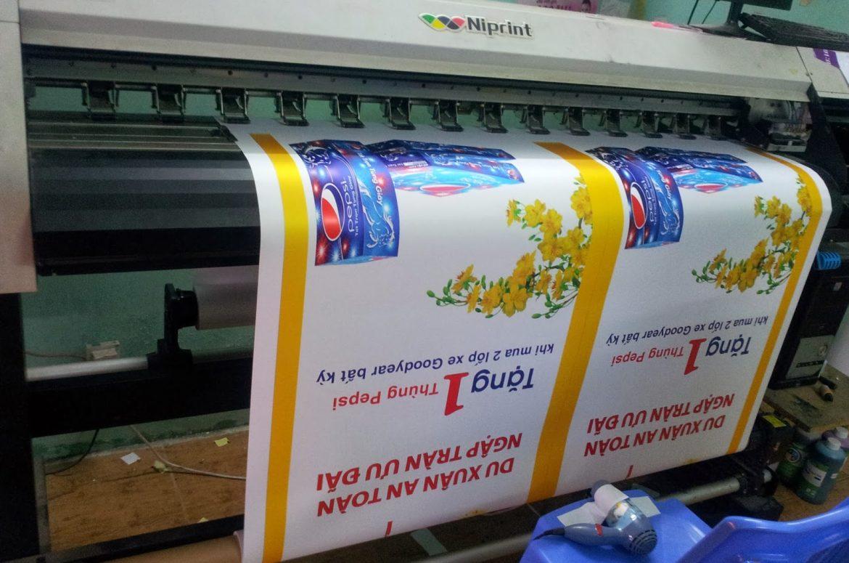 Xin giấy phép treo băng rôn pano banner quảng cáo Quận Thanh Xuân