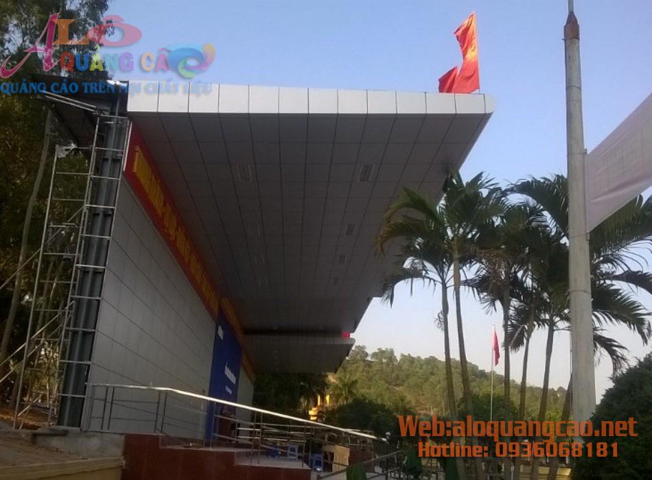 Thi công ốp mặt dựng Aluminium alu giá rẻ Quận Tân Phú