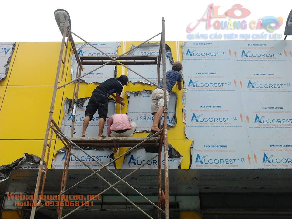 Thi công thiết kế bảng biển hiệu quảng cáo tại Phú Yên