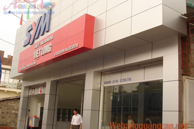 Thi công thiết kế bảng biển hiệu quảng cáo tại Ninh Thuận