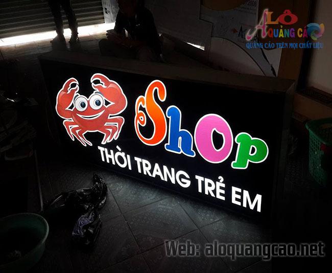 Thi công thiết kế bảng hiệu quảng cáo tai Phú Quốc Kiên Giang