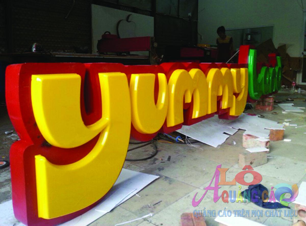 Thi công thiết kế bảng biển hiệu quảng cáo tại Hậu Giang