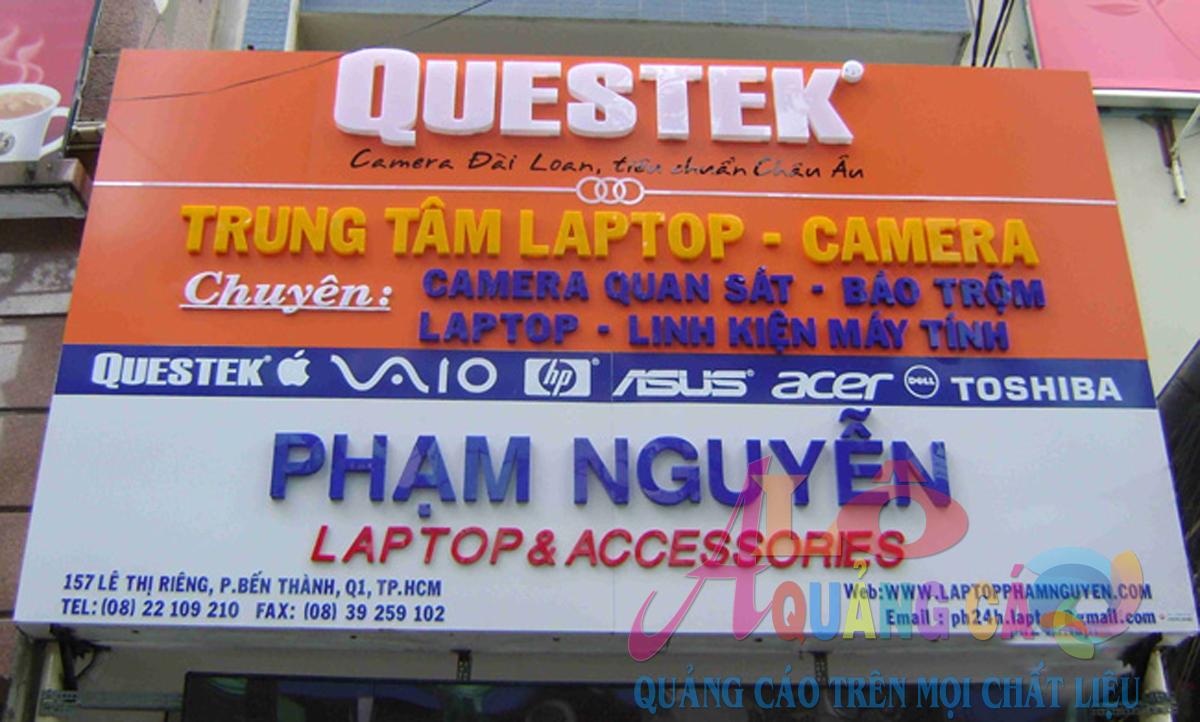 Thi công thiết kế bảng biển hiệu quảng cáo tại Tiền Giang