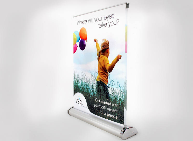 Image result for thiết kế thi công standee đẹp