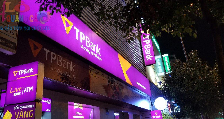 Làm bảng hiệu quảng cáo giá rẻ Đường Trần Cao Vân Quận 3 TPHCM