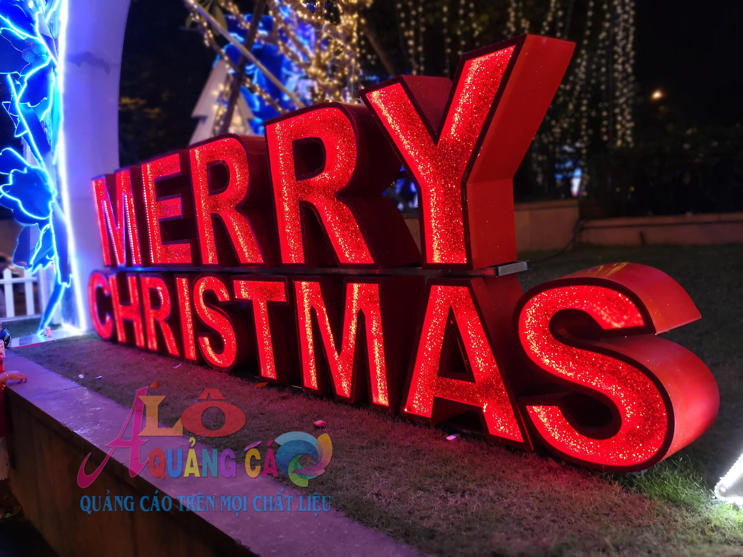 Thiết kế thi công đèn trang trí Noen Tết tại Tp HCM
