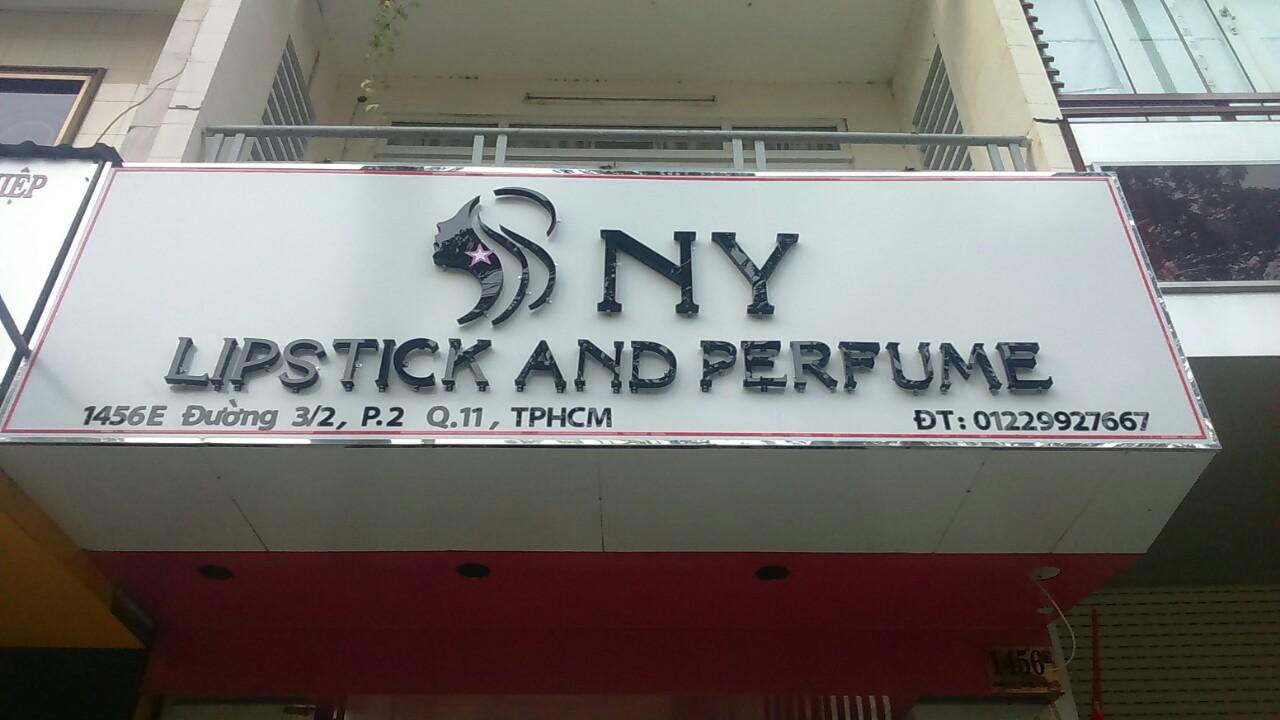 Thi công bảng hiệu quảng cáo NY quận 11