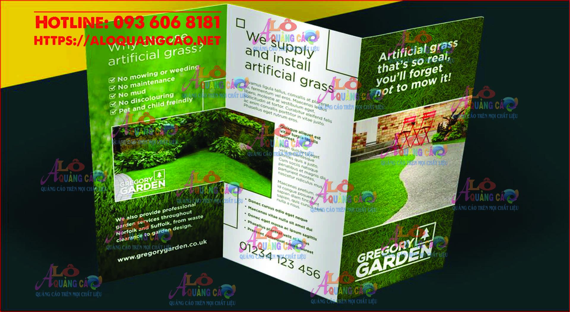 Tờ rơi tiếng Anh là gì? Sự khác nhau giữa booket brochure pamphlet và flier